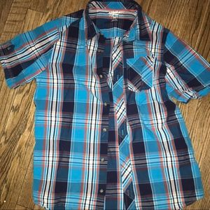 Boys button down